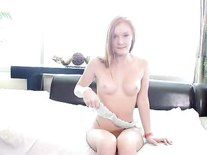 Bend That Slutty Redhead Over And Fuck Her Cunt