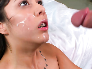 Teen Cutie In Braces Has Flexible Big Cock Sex - MyBeegPorn.com