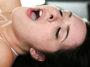 Good Fucking And A Facial For The Slut In A Skirt