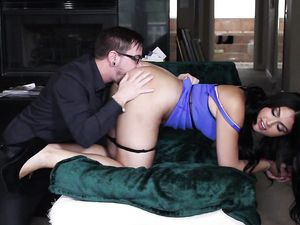 Rimming Out The Teenage Girl He Fucks Up The Ass