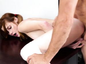 Sub Teen Schoolgirl Fucked Roughly By The Teacher