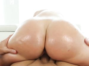 Big Butt Cock Rider Wants A Sexy Facial Cumshot