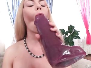 Anal Whore With Fake Tits Takes A Hot Gangbang
