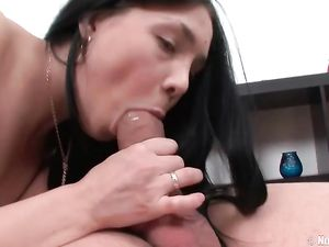 Thick Cocks Spit Roast A Sexy Teenager
