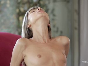 Skinny Dick Rider Takes Him In Her Tight Teen Asshole