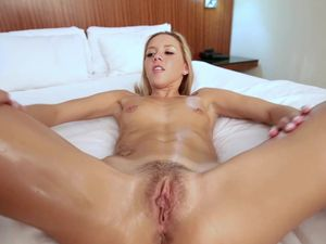 Brown Eyed Cutie Gets Paid To Fuck In The Hotel Room