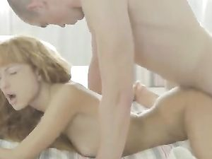 Sensual Teen Seduction For Doggystyle Anal Fucking