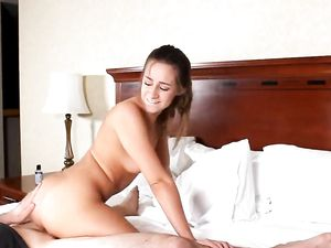 Cassidy Klein In A Hotel Room To Suck Dick And Fuck
