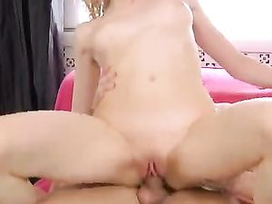 Hottest Curly Hair Ever On This Cock Riding 18 Year Old