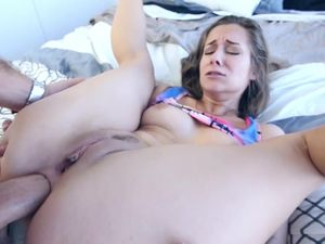 Cassidy Klein And Her Lust For Big Cock Anal Sex