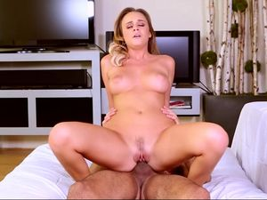 Cum In The Mouth Of Beautiful Alexis Adams