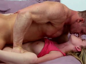 Hard Fucking Is What Young Slut Skylar Green Loves