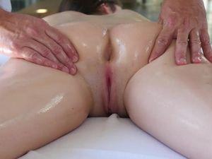 Great Massage And A Big Cock Pleasure Bella Skye