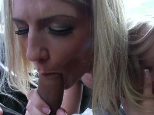 Amanda Tate Flashes In Public And Fucks In Private